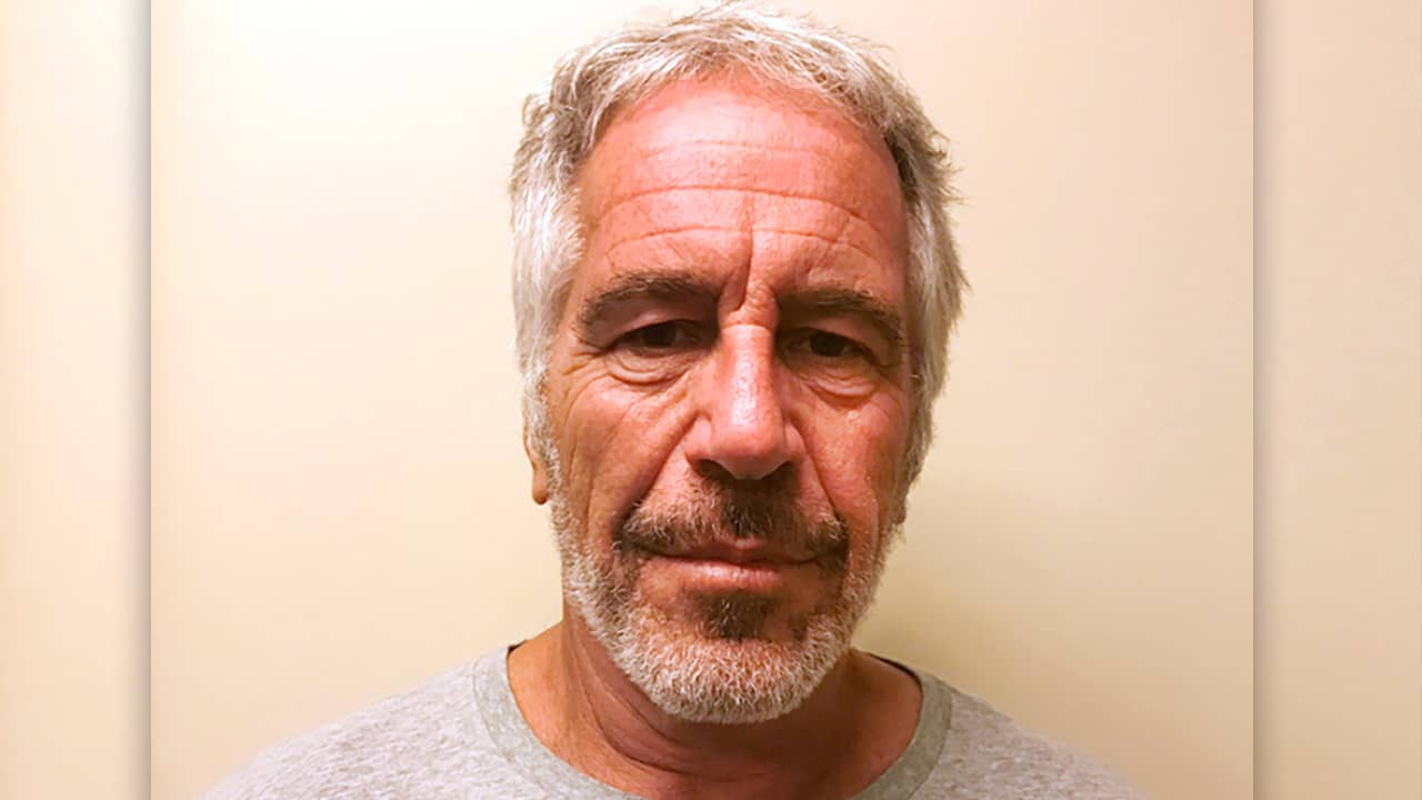 Photo of Jeffrey Epstein