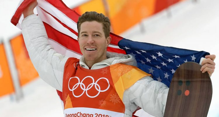 Photo of Shaun White