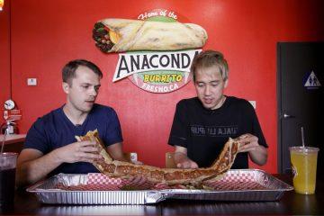 Anaconda Burrito