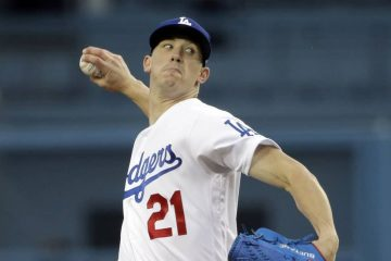 Photo of Walker Buehler