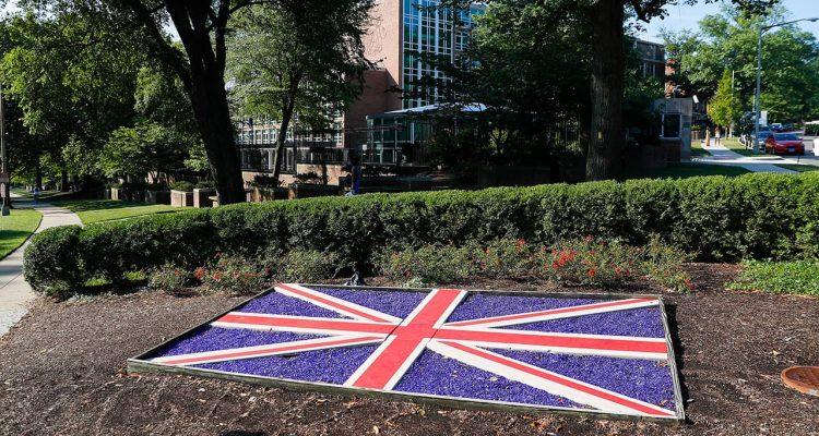 Photo of British Embassy in Washington