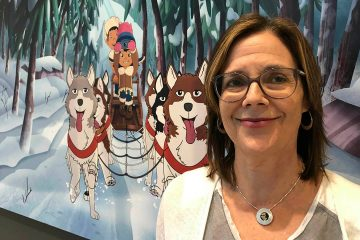 "Photo of Dorothea Gillim, executive producer and co-creator of ""Molly of Denali"""