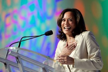 Photo of Sen. Kamala Harris