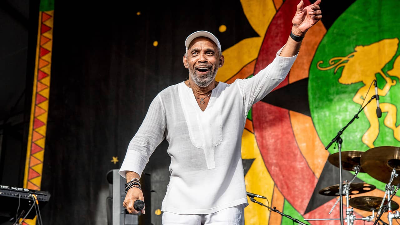 Photo of Frankie Beverly