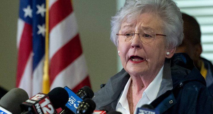Photo of Gov. Kay Ivey