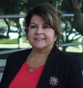 portrait of Lupe Perez