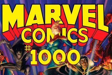 Photo of Marvel Comics #1000 cover