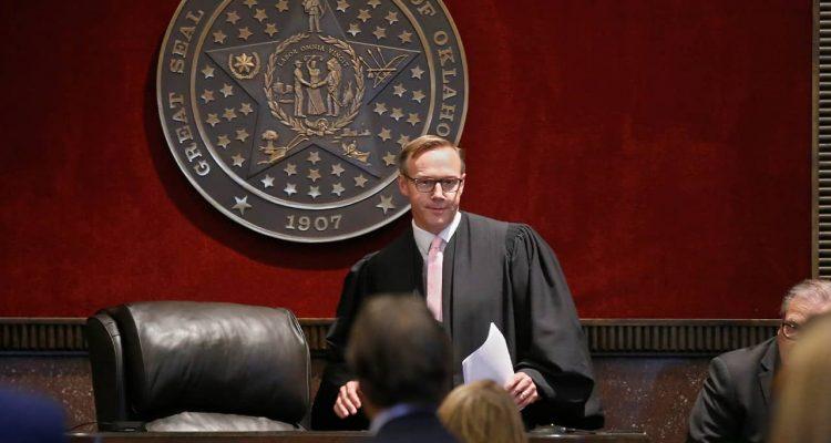 Photo of Judge Thad Balkman