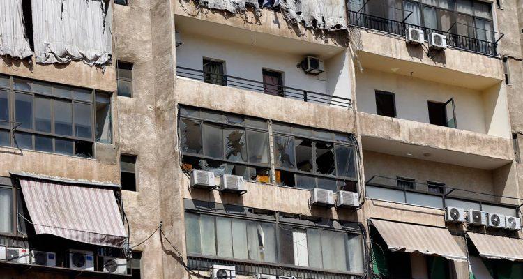 Photo of building in Lebanon