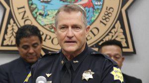 Image of Fresno Police Chief Andy Hall