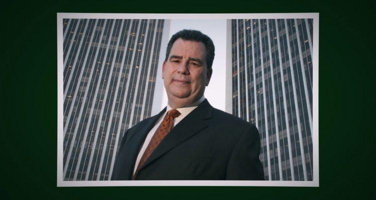 Portrait of attorney Brian J. Panish