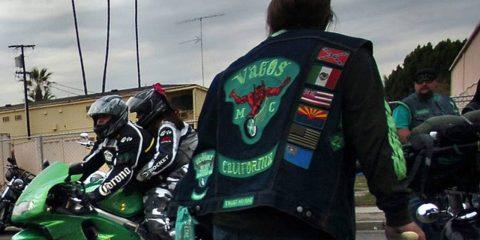 Photo of Vagos biker gang