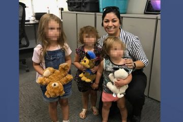 3 children missing