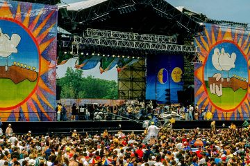 Photo of Woodstock 1994
