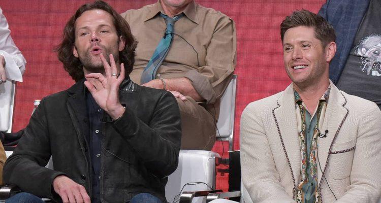 Photo of Jared Padalecki and Jensen Ackles