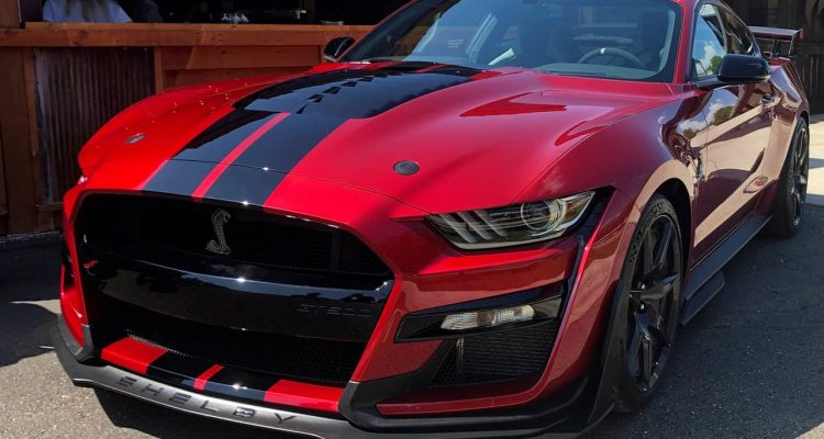 Photo of the 2020 Shelby GT500