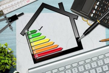 Photo of energy efficiency graph