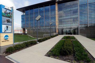 Photo of NCAA headquarters