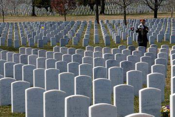 Photo of Arlington Cemetery