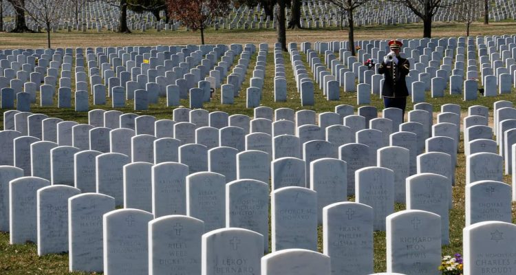 Photo of Arlington Cemetery