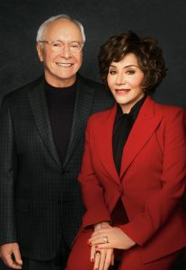 Photo of Stewart and Lynda Resnick