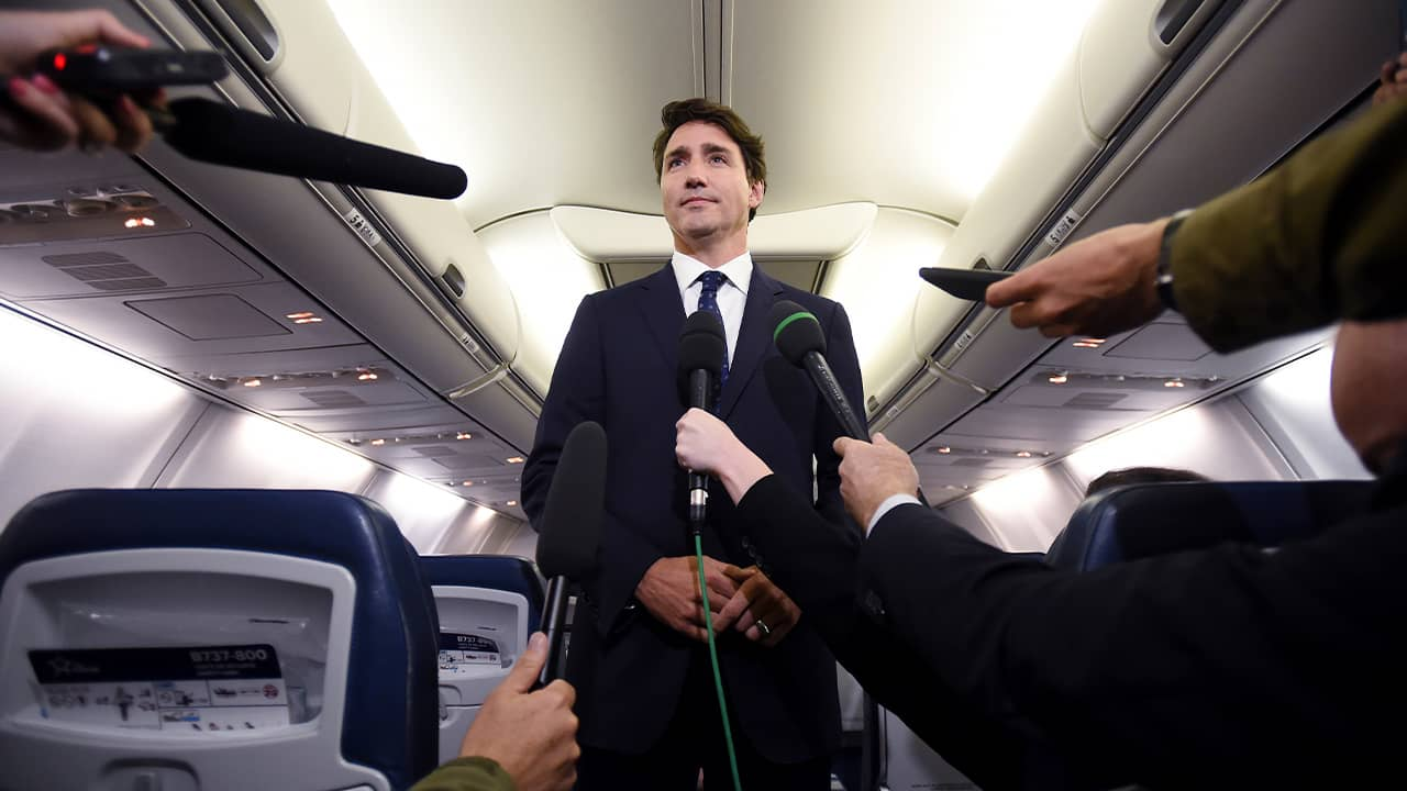 Photo of Justin Trudeau