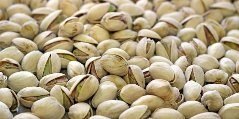 Photo of pistachios