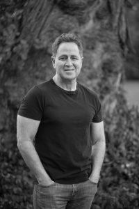 Portrait of Mark Arax