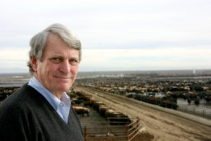 Photo of Valley rancher and grower John Harris