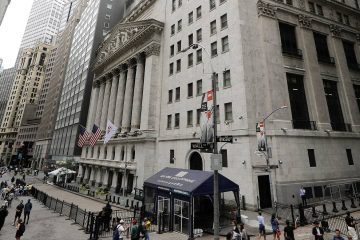 Photo of the New York Stock Exchange