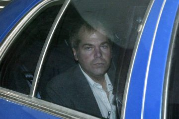 Photo of John Hinckley