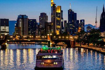 Photo of party boat Frankfurt, Germany