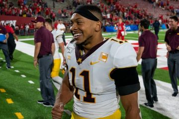 Photo of Minnesota defensive back Antoine Winfield Jr.