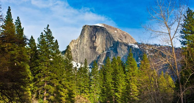 Photo of Half Dome, Yosemite National Park
