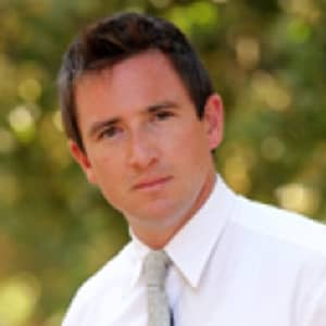 portrait of Fresno attorney Brian Whelan