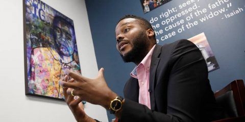 Photo of Mayor Michael Tubbs