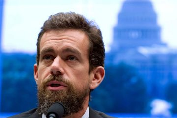 Photo of Twitter CEO Jack Dorsey