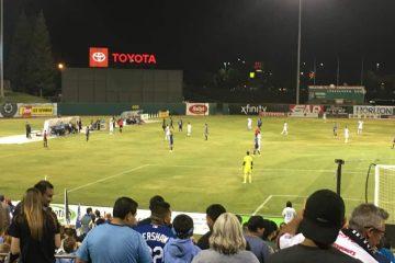 Photo of Fresno FC game