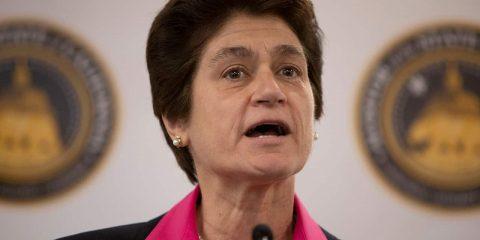 Photo of California State Auditor Elaine Howle