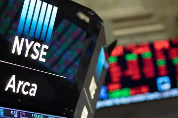 Photo of stock prices