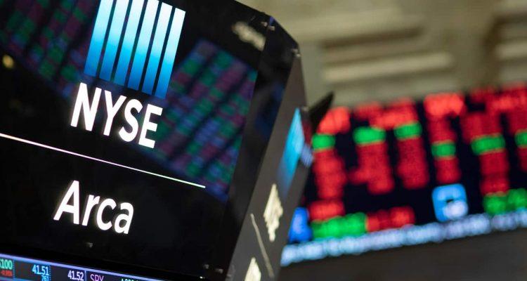 Photo of stock prices