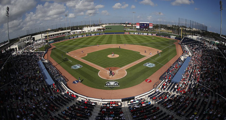 Photo of spring training home