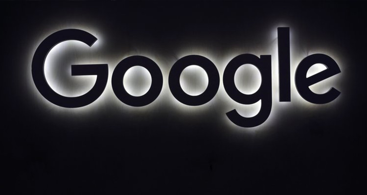 Photo of Google logo