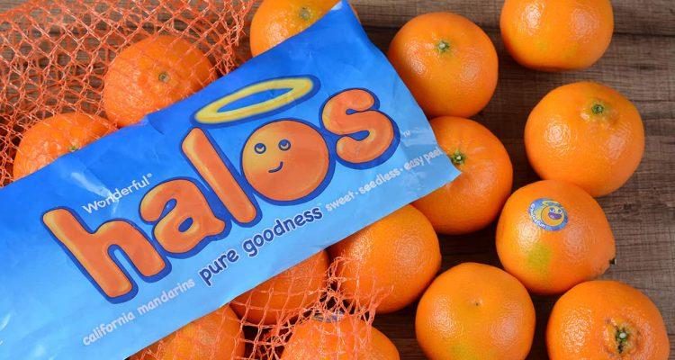 Photo of halos oranges