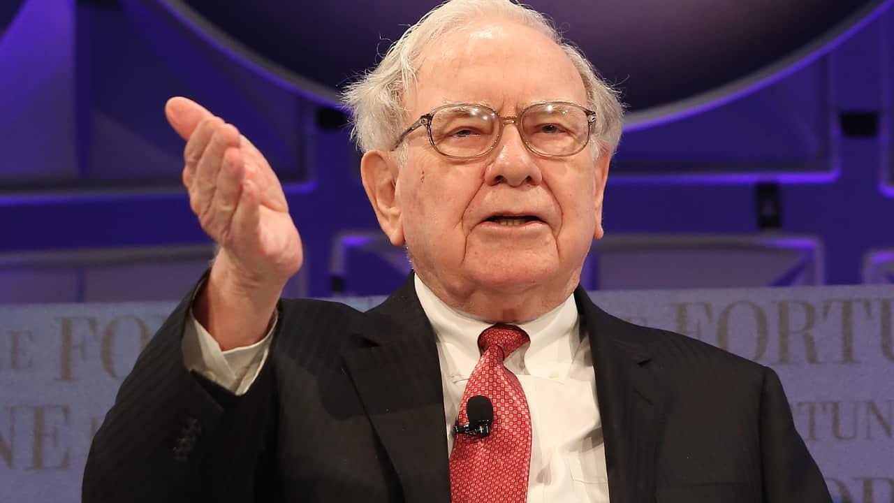 Photo of Warren Buffet