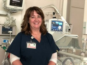 Photo of nurse Denise Hippert