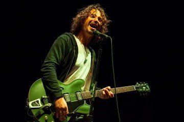 Photo of Chris Cornell