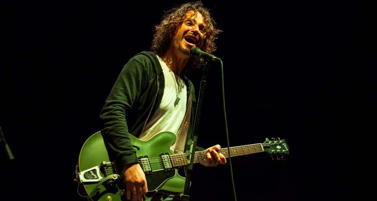 Photo of Chris Cornell