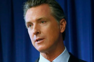 Photo of Gavin Newsom