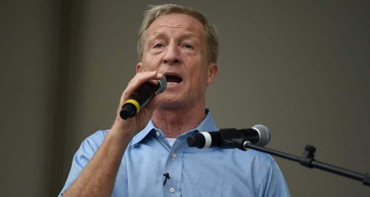 Photo of Tom Steyer